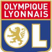 Le blason symbole de l'Olympique Lyonnais