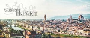 Panorama de la ville de Florence en Italie